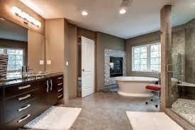 Amusing Modern Master Bathroom Tile Hgtv Bathroom Designs Modern - Contemporary master bathrooms