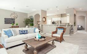 white beach furniture. Cozy Beach Themed Living Room With White Furniture And Light Wood Flooring E