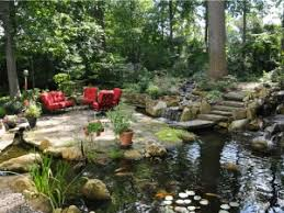 Cool backyard pond design ideas for you who likes nature Water Koi Pond Architecture Art Designs Common Lies About Your Koi Pond Turpin Landscape Designbuild
