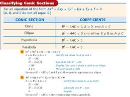 let a b in the ellipse equation 2 switch a b in the ellipse equation 3 switch a b in the hyperbola equation 4