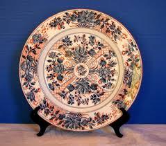 Wedgwood Patterns Impressive Wedgwood Imari Plate Ningpo Pattern Blue Red Antique 48th C