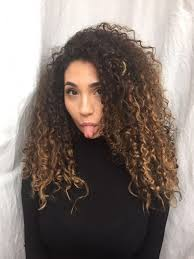 Second Day Curly Hairstyles Ombre Hair Color Trends Is The Silver Grannyhair Style Second
