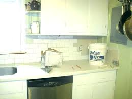 kitchen backsplash glass tile green. Green Tile Backsplash Kitchen Subway  Fresh Blue Glass .