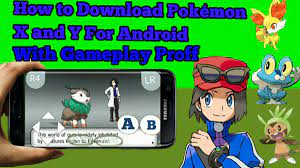 Download Pokemon X And Y - lasopafunky