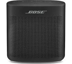 speakers bose. bose soundlink color ii portable bluetooth wireless speaker - black speakers bose