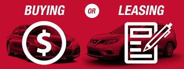 buy lease cars buying vs leasing new used nissan dealer champaign il