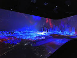 Laser Light Show Houston Museum Natural Science Its Sci Fi For Real At The Hmnss New Wiess Hall
