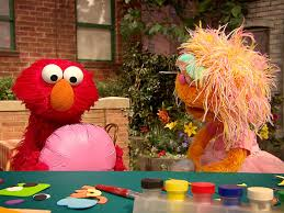 Elmo has a nice washcloth at home you could hold. Watch Sesame Street Season 48 Prime Video