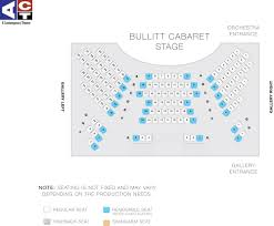 Act Theatre Seating Chart Seattle Performance Spaces Act Theatre