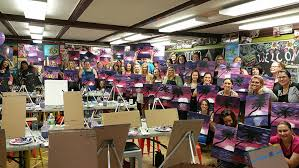 find a paint it forward event