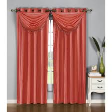 l grommet curtain panel pair