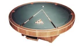 pool tables custom pool tables game tables billiard table round pool table