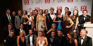 Home And Away Cast Logies 2014