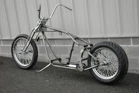200 tire softail rolling chassis kit harley bobber chopper kraft