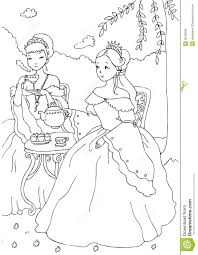 Small Picture Tea Party Coloring Pages Coloring Book of Coloring Page