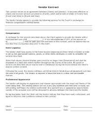 Business Agreement Contract Template – Rootandheart.co