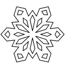 Snowflake Patterns Magnificent Paper Snowflake Templates