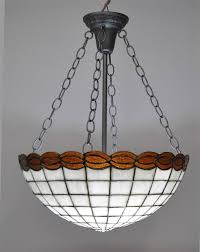 vintage pendant lighting. Vintage Pendant Lighting Fixtures. Vintage-bent-slag-leaded-glass-chandelier