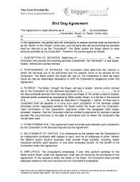 Dog Contract Magdalene Project Org