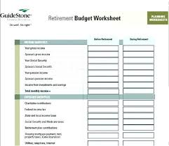 Budget For Young Adults Creating A Household Budget Template Tips For Financial