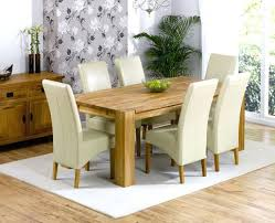 cream leather dining chair stylish cream leather dining chairs and table 1718 cream dining room chairs