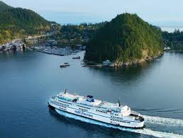 nice trip to and from vancouver island