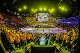 Bud Light Level Bridgestone Arena Champions Club Member Tickets Ralph Engelstad Arena