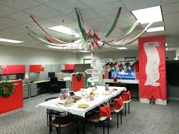 office christmas party decorations. Office Party Ideas Photo 1 Of 7 Decor Creative Working Space Ordinary . Christmas Decorations S