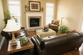 decorate furniture. Can I Decorate With Leather Furniture And Fabric In One Room? F