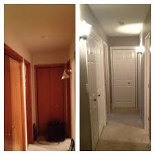 what paint to use on trim and doors painting oak trim white and changing doors interior