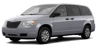 Amazon.com: 2008 Chrysler Town & Country Reviews, Images, and ...