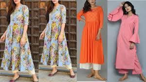 Kurti Plazo Design 2018 Best Salwar Kameez Collection For Indian Women Products