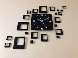 we made acrylic wall clock designed at par with the latest market trend we are always believe in superlative business relationship with all our clients