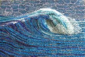 10 ocean wave wall art ideas for modern