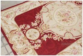 needlepoint rug 4x6