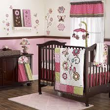 beautiful girl crib bedding set
