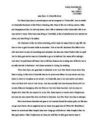 jane eyre a cinderella story the novel jane eyre in several  page 1 zoom in
