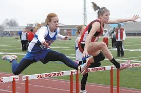 high s track davis leads selinsgrove to victory sports dailyitem