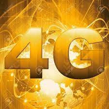 4G Wallpaper Stock Photo, Picture And ...