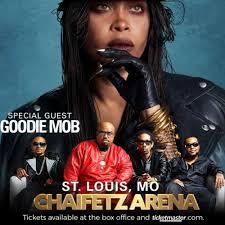Goodie Mob Dirty South 10 5 19 St Louis Mo Chaifetz