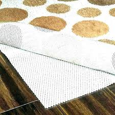 rug pad non slip area pads for wood floors inspirational home dual surface cushion mohawk 5x8 details about oriental rug pads