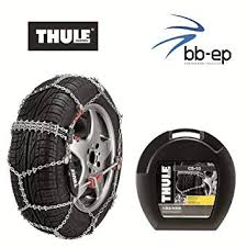 Thule Snow Chains Fit Chart Premium Thule Cs 10 Snow Chains For Tyre Size 225 60 R15 10