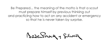 Bp Quote Simple Tribute Page Lord BadenPowell