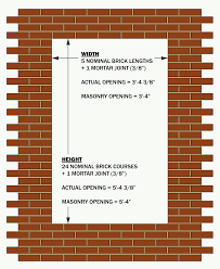 Brick Sizes Shapes Types And Grades Archtoolbox Com