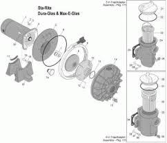 sta rite impeller c105 92pr sta rite duraglas maxeglas pool pump diffuser c1 217p