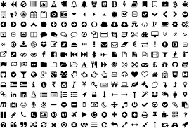 What Do All Of Those Icons On Mobile Apps And Websites Mean