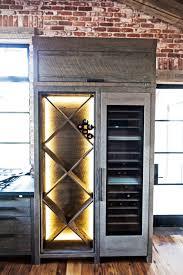 wine rack cabinet above fridge. Diy Wine Rack Above Fridge Cabinet