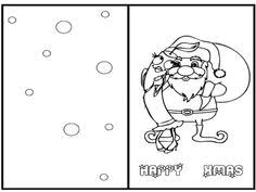 christmas card color pages 10 best christmas cards coloring page images christmas cards