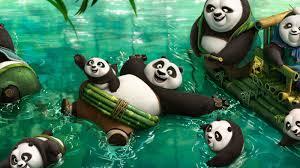 Kung Fu Panda 3 Wallpaper for 1600x900