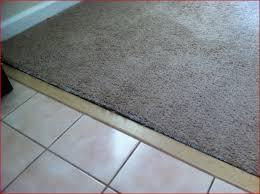 basement flooring carpet. Carpet To Tile Transition On Concrete Floor 146238 Basement Flooring  Options Over Uneven Basement Flooring Carpet